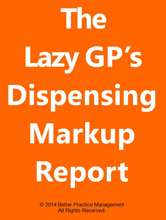 LazyGPsDispensingMarkupReportCover