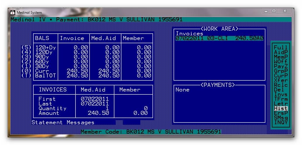 MedinolPaymentsScreen
